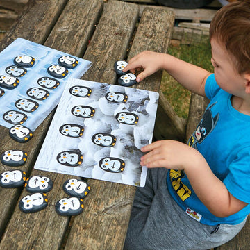 Pre-Coding Penguins Activity Cards
