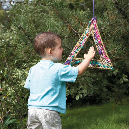 Giant Weaving Shapes 4pcs