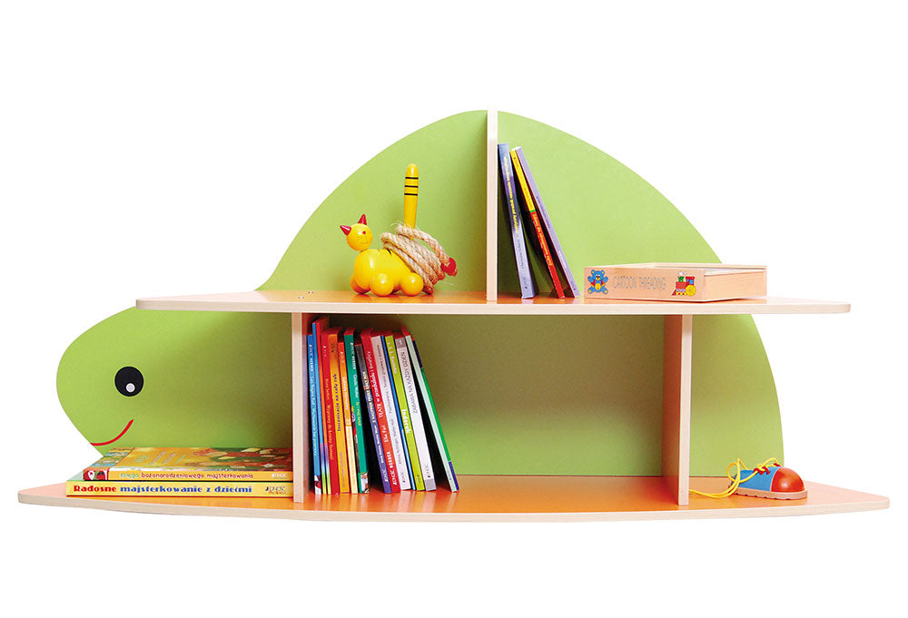 Hanging Turtle Shelf