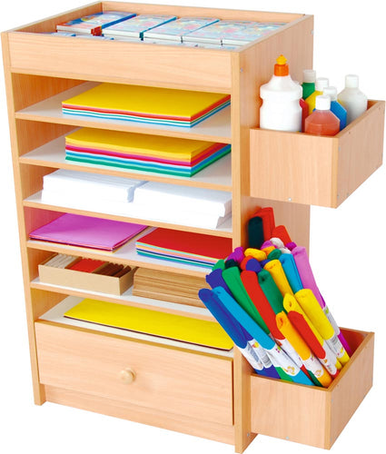 Cabinet for Painting Utensils