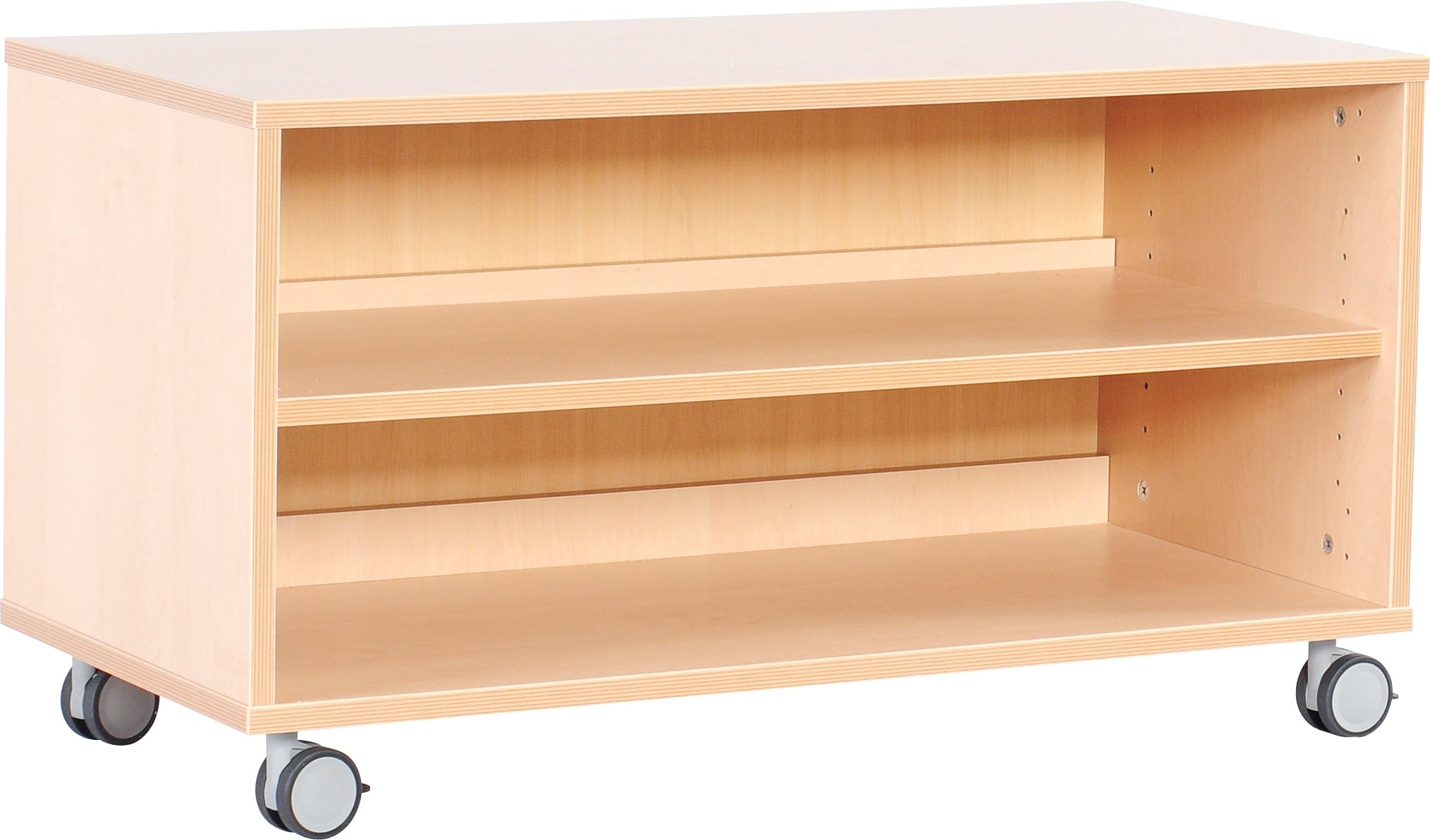 S Cabinet 1 Shelf with Castors