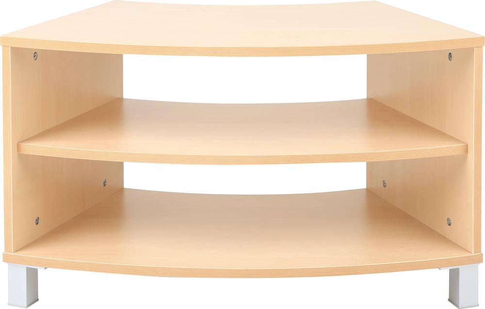 Flexi S Curved Unit with Legs