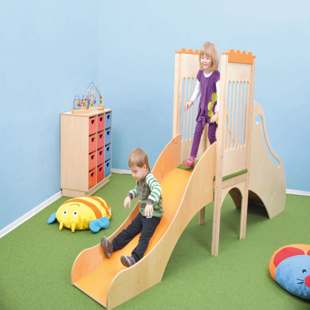 Play Corner with Slide