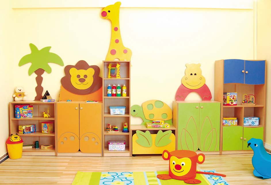 Zoo Furniture Set