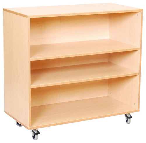 Cabinet - 2 Shelves With Castors