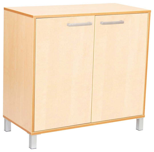 Classic Cabinet with Doors- Birch