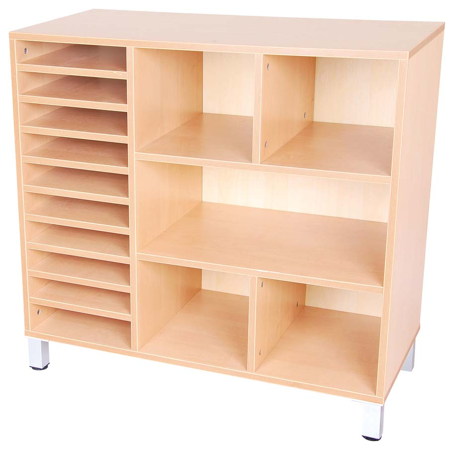 Organiser Cabinet With Wheels