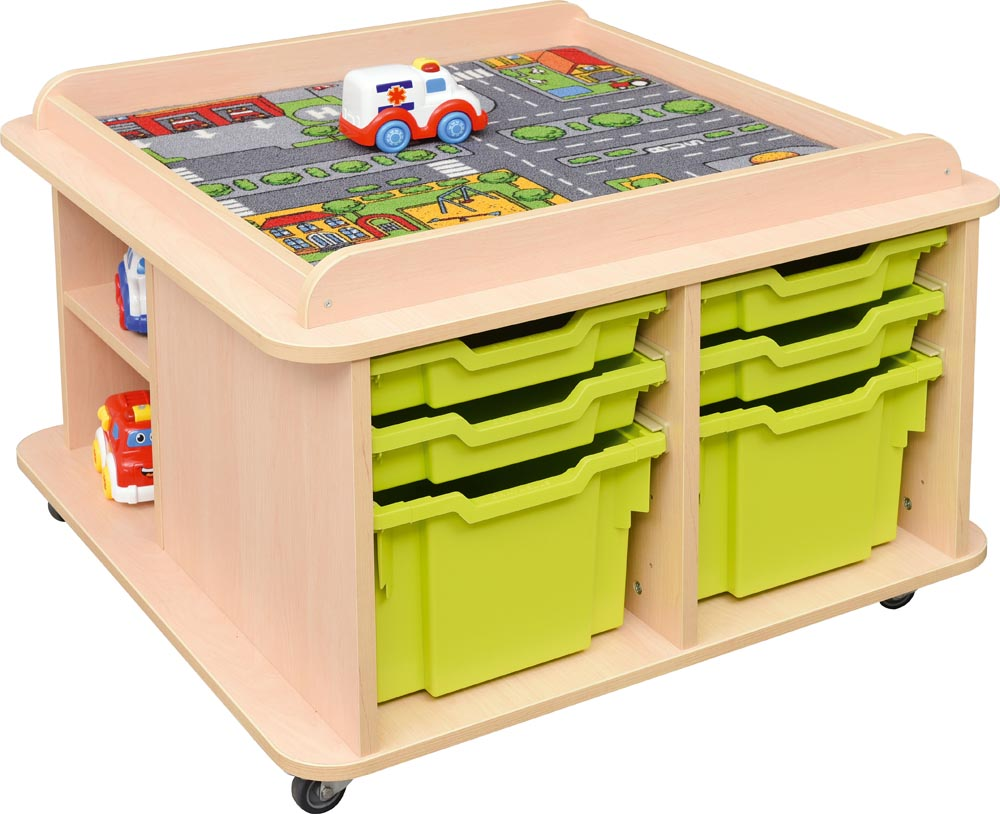 Square Play Table