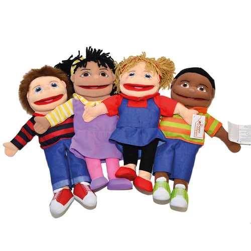 Small People Hand Puppets