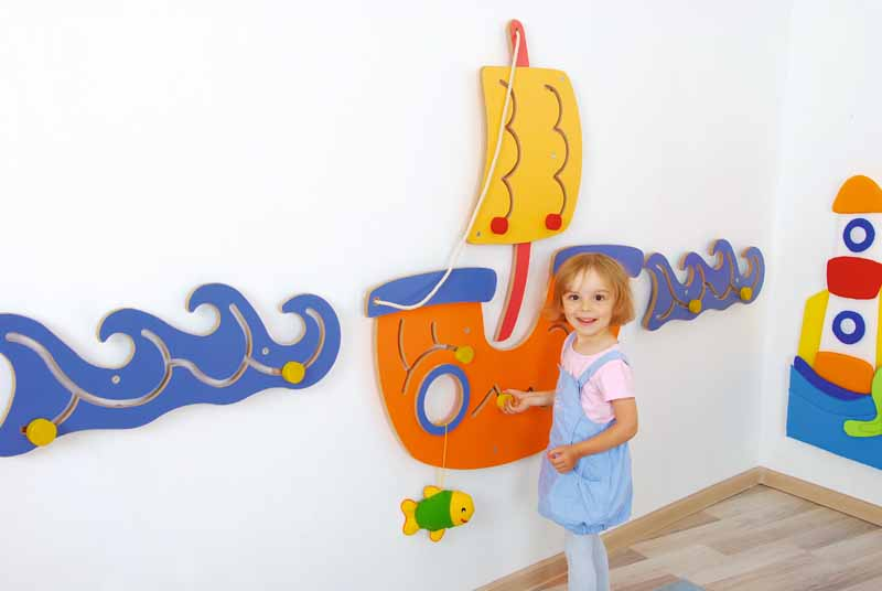 Special Ship & Wave Sensory Panels