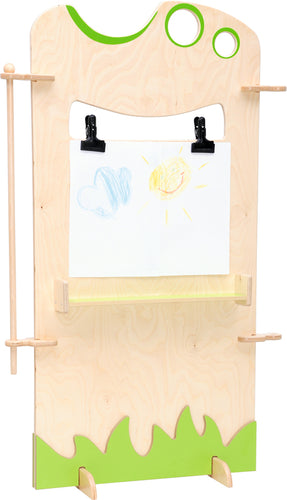 Corner With Easel