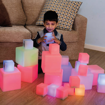 Light up Construction Bricks