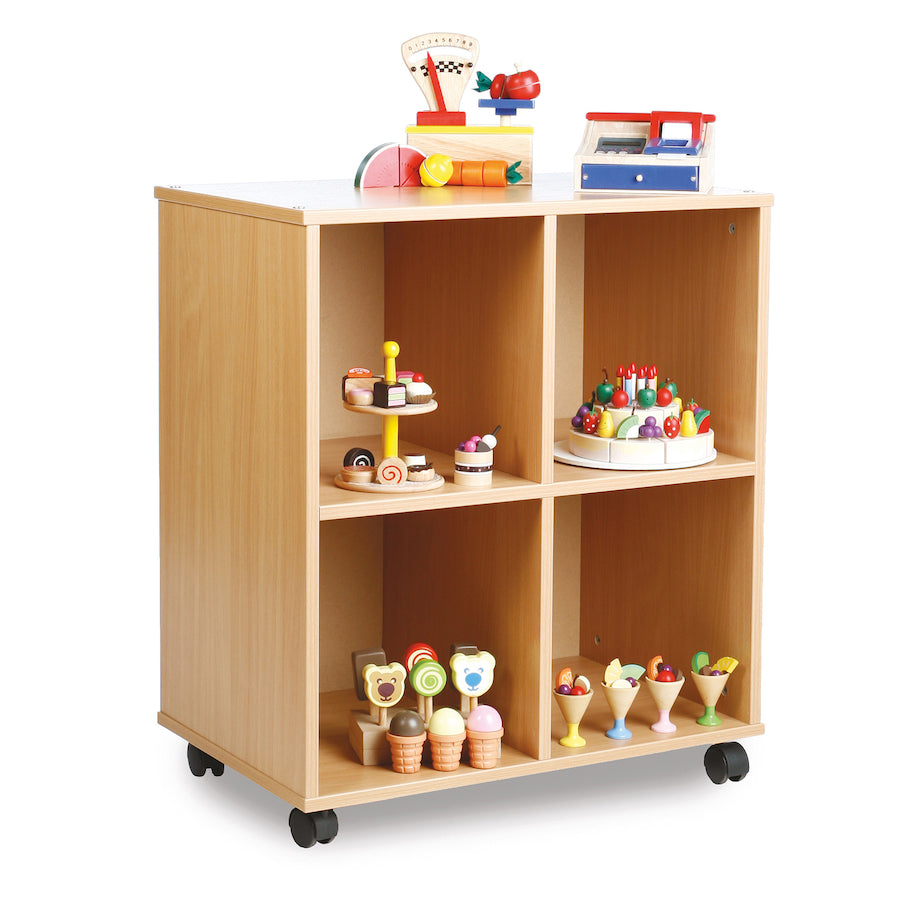Allsorts Four Compartment Stackable Unit