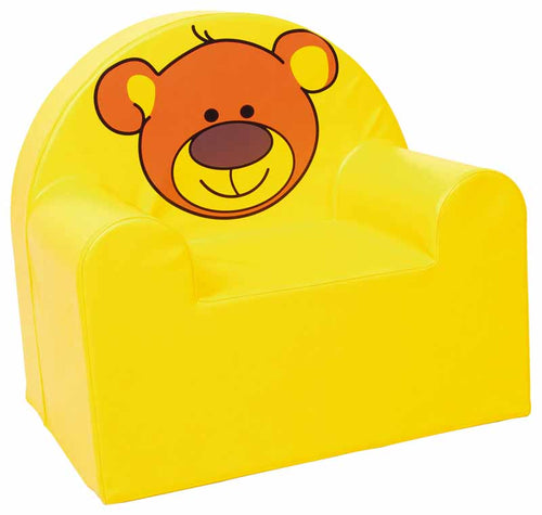 Yellow Bear Armchair - EASE