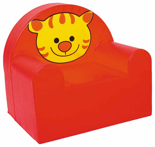 Red Cat Armchair - EASE