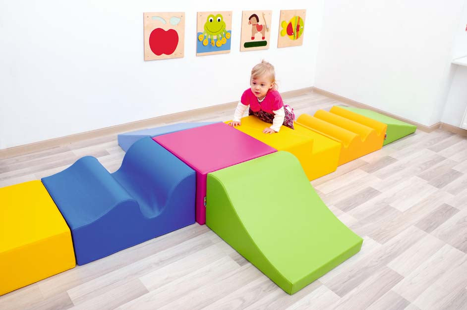 Set of Foam for Babies - EASE