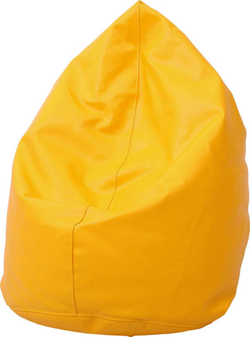 Mini pear bean bags- orange