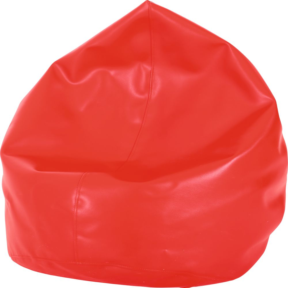 Mini pear bean bags- red