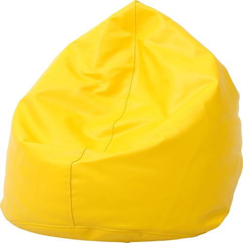 Mini pear bean bags- yellow
