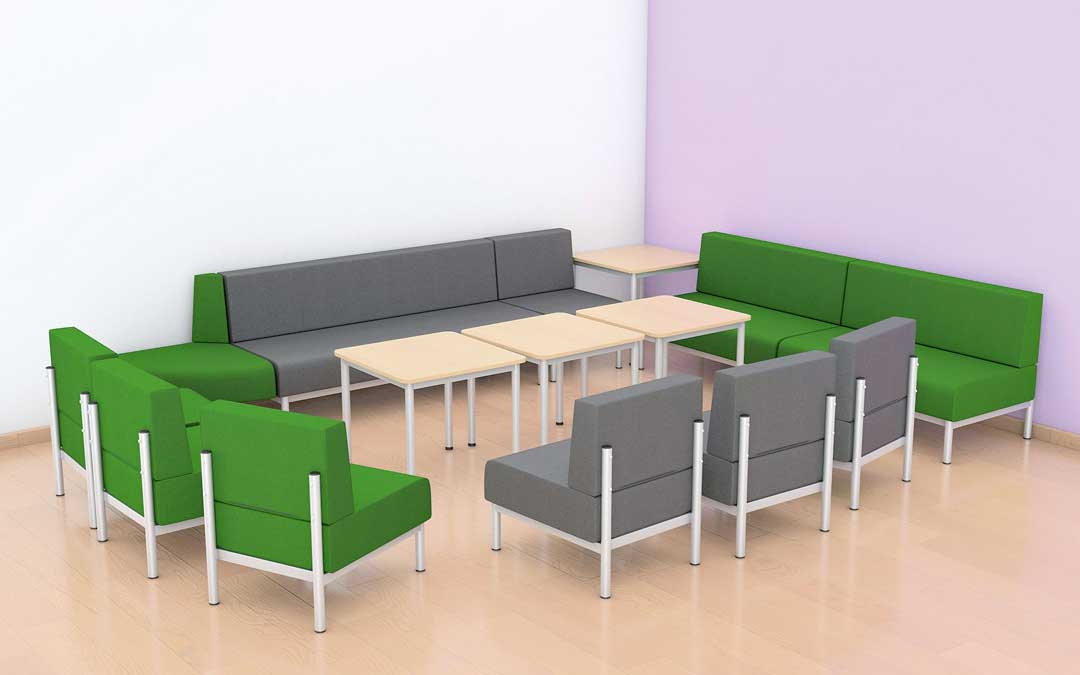 sofa Inflamea (Single) All Colours