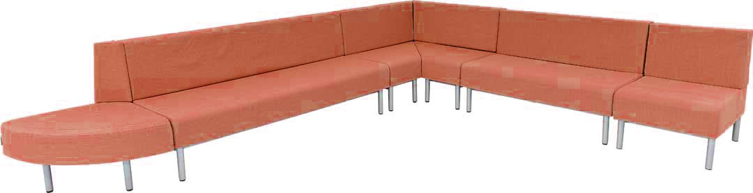 Corner internal Inflamea sofa All Colours