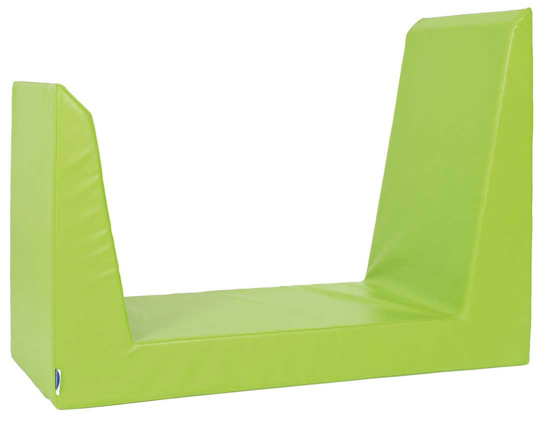 Seating for Quadro House in lime