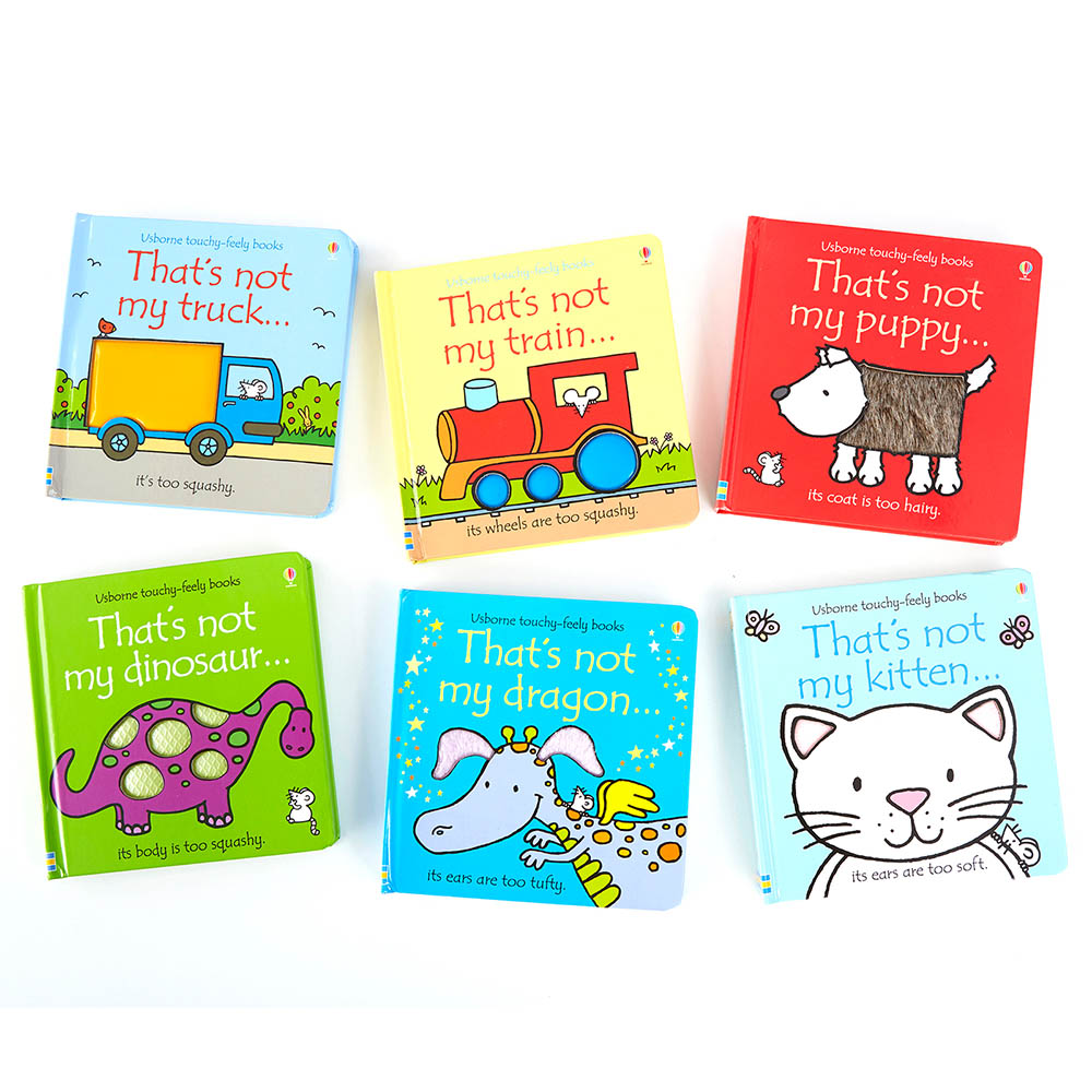 'That's not my' book set 6pk