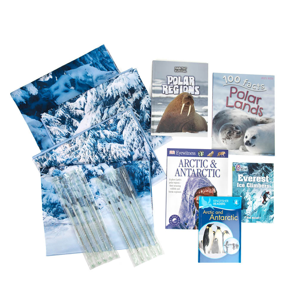 Topic Kit - Frozen Land Book Packs Y5/6