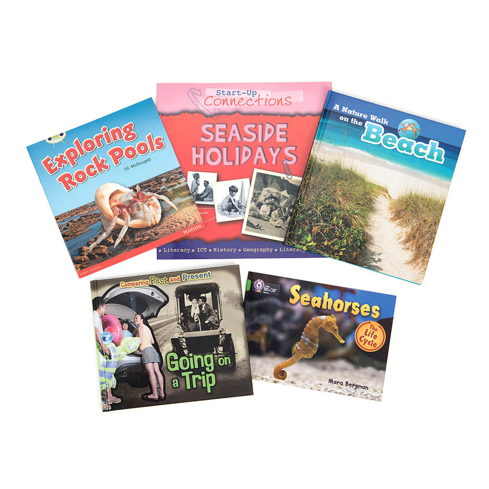 Topic Kit - Seaside Book Packs Y1/2