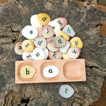 Word Building Trays
