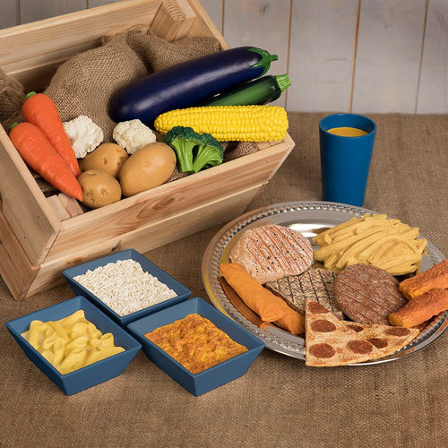 Role Play Dinner Food Set