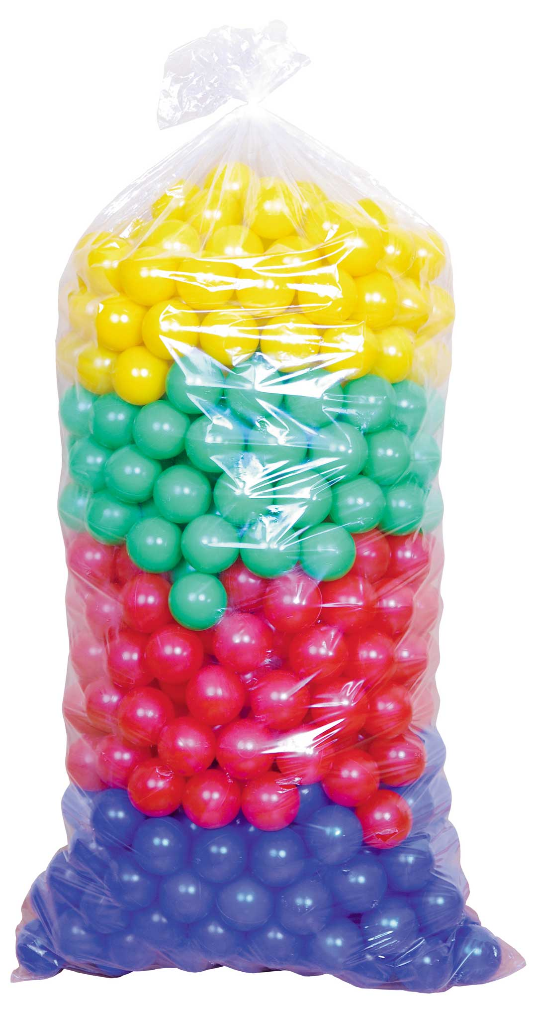 Ball Pool Balls Plastic Colour Mix