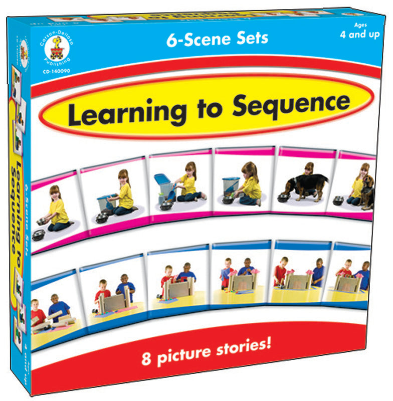 Learning To Sequence 6-Scene