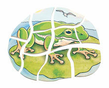 Frog Layer Puzzle - EASE