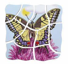 Butterfly Layer Puzzle - EASE