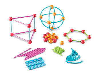 Geometric Shape Building Set
