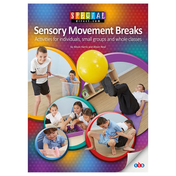 Sensory Movement Breaks Activity Book Single Book