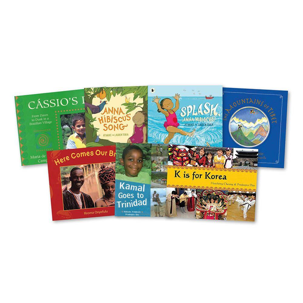 Stories From Different Culture Book Packs 7pk