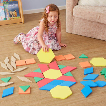 Foam Giant Pattern Blocks