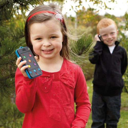Rechargeable Mobile Phone Walkie Talkie Set 6pk