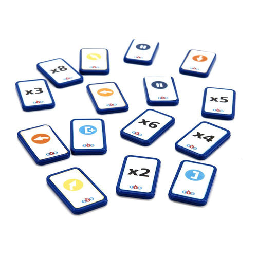 Blue-Bot TacTile Reader Tiles Extension Pack