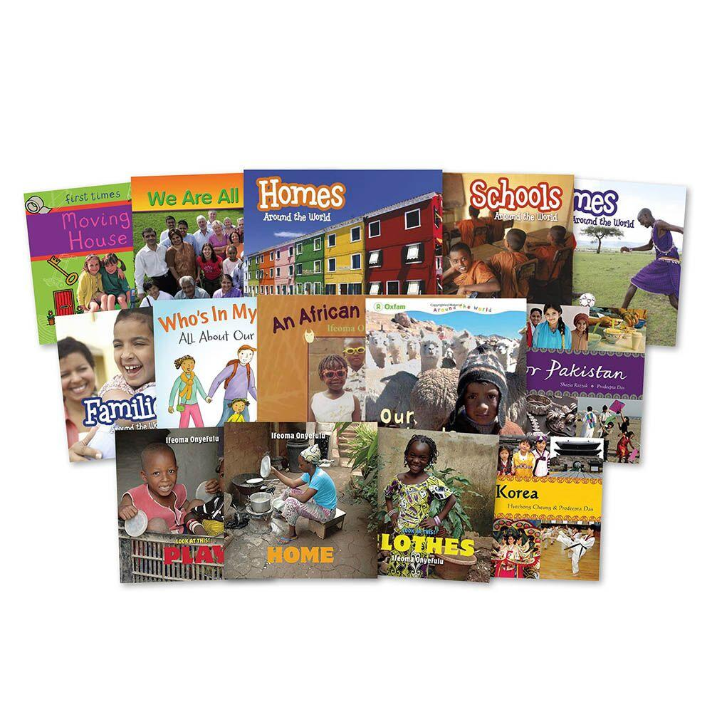 World Community Diversity Books 14pk