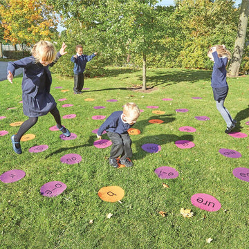Phonics Outdoor Mats Phase 3