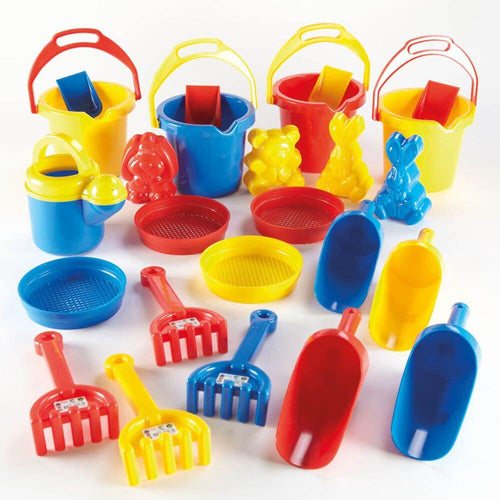 Budget Sand and Water Play Set 25pcs