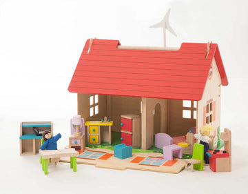 ECO Friendly Dollhouse