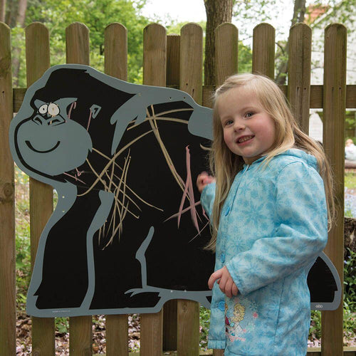 Jungle Themed Chalkboards Assorted 5pk