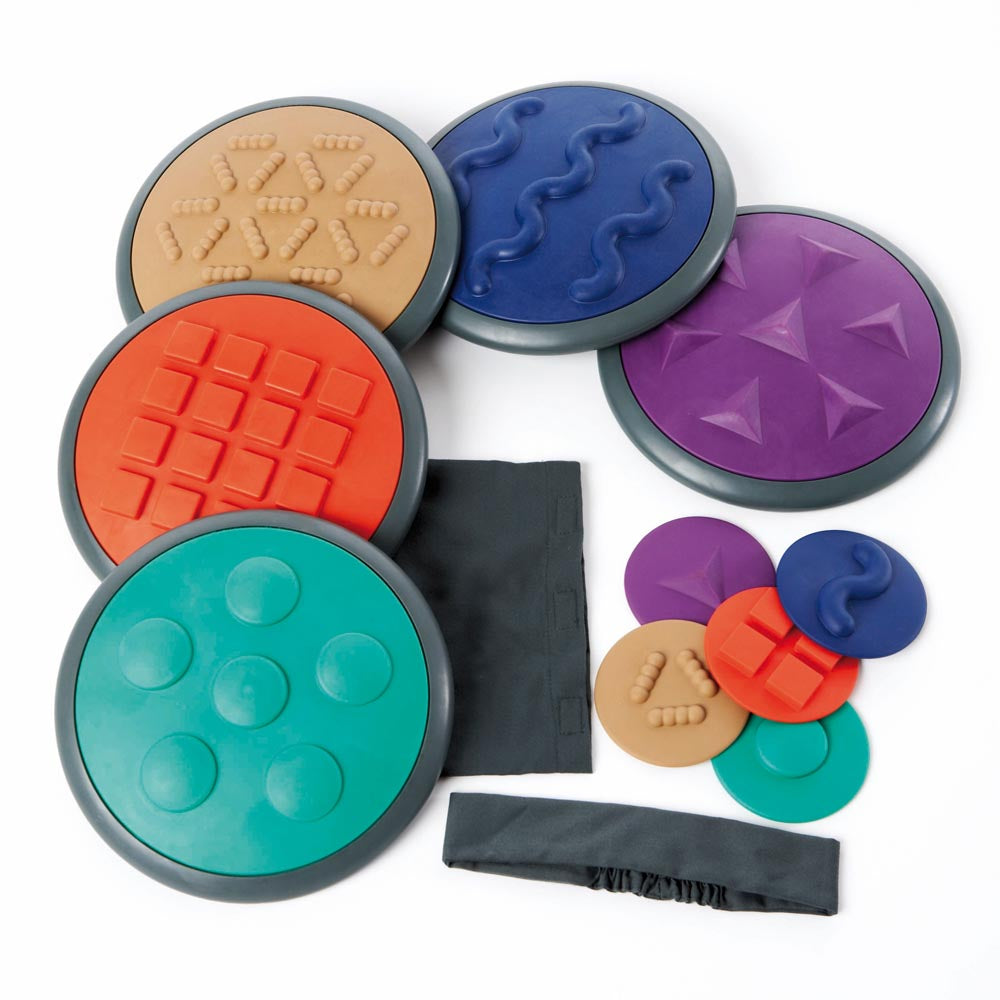 Special - 2 sets of Tactile Discs