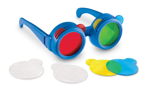 Colour Mixing Glasses
