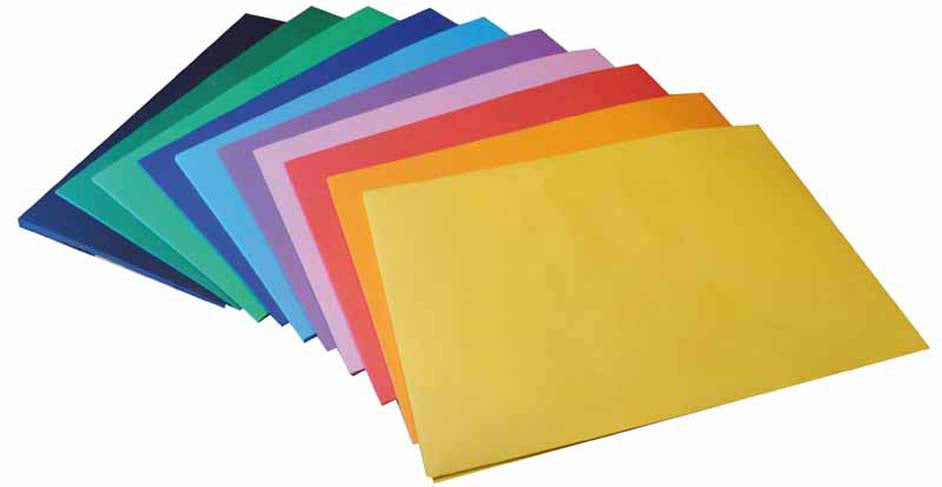 A3 Ast Colours Activity Paper 250Pk