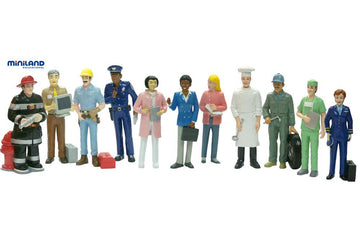 Professionals Figures